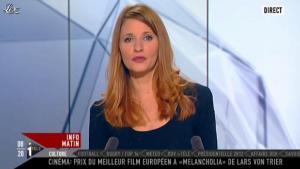 Valérie Amarou sur i-Télé - 04/12/11 - 06