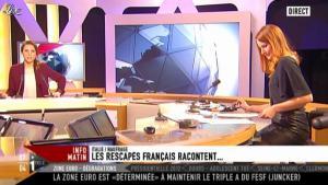 Valérie Amarou sur i-Télé - 15/01/12 - 02