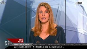 Valérie Amarou sur i-Télé - 15/01/12 - 04