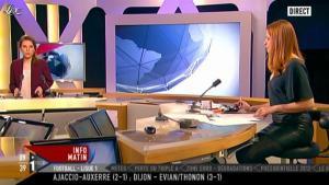Valérie Amarou sur i-Télé - 15/01/12 - 07