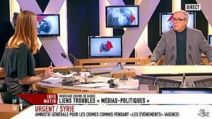 Valérie Amarou sur i-Télé - 15/01/12 - 08
