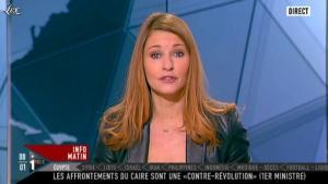 Valérie Amarou sur i-Télé - 18/12/11 - 04