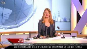 Valérie Amarou sur i-Télé - 20/11/11 - 01