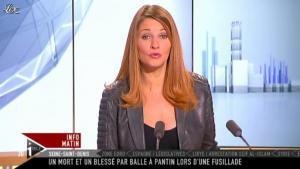 Valérie Amarou sur i-Télé - 20/11/11 - 02