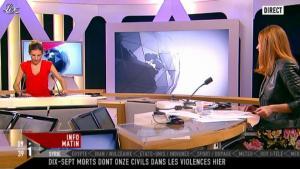 Valérie Amarou sur i-Télé - 20/11/11 - 04