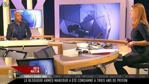 Valérie Amarou sur i-Télé - 27/11/11 - 02