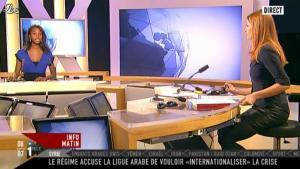 Valérie Amarou sur i-Télé - 27/11/11 - 03