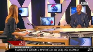 Valérie Amarou sur i-Télé - 27/11/11 - 04