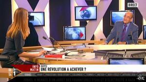 Valérie Amarou sur i-Télé - 27/11/11 - 06