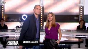 Valérie Amarou dans la Quotidienne du Cinema - 01/12/11 - 01