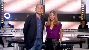 Valérie Amarou dans la Quotidienne du Cinema - 01/12/11 - 02
