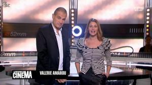Valérie Amarou dans la Quotidienne du Cinema - 05/12/11 - 01