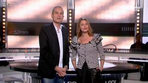 Valérie Amarou dans la Quotidienne du Cinema - 05/12/11 - 02