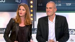 Valérie Amarou dans la Quotidienne du Cinema - 10/01/12 - 03