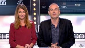 Valérie Amarou dans la Quotidienne du Cinema - 12/10/11 - 04