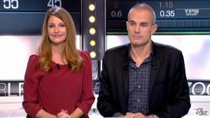 Valérie Amarou dans la Quotidienne du Cinema - 12/10/11 - 05