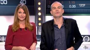 Valérie Amarou dans la Quotidienne du Cinema - 12/10/11 - 06