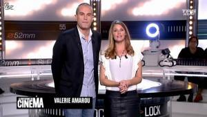 Valérie Amarou dans la Quotidienne du Cinema - 13/10/11 - 04