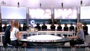 Valérie Amarou dans la Quotidienne du Cinema - 13/10/11 - 08