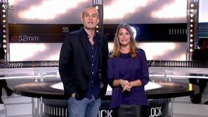 Valérie Amarou dans la Quotidienne du Cinema - 14/10/11 - 02
