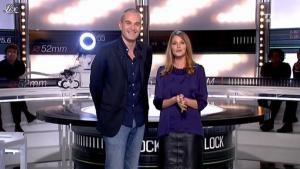 Valérie Amarou dans la Quotidienne du Cinema - 14/10/11 - 03