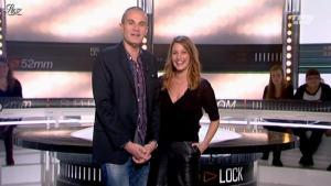 Valérie Amarou dans la Quotidienne du Cinema - 29/11/11 - 01