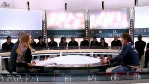 Valérie Amarou dans la Quotidienne du Cinema - 29/11/11 - 03