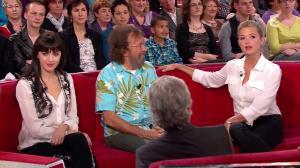 Virginie Efira dans Vivement Dimanche Prochain - 12/12/11 - 05