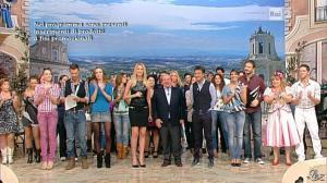 Adriana Volpe dans I Fatti Vostri - 11/10/11 - 11