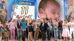 Adriana Volpe dans I Fatti Vostri - 11/10/11 - 17