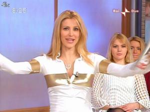 Adriana Volpe dans Mattina in Famiglia - 14/03/09 - 01