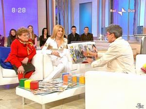 Adriana Volpe dans Mattina in Famiglia - 14/03/09 - 03