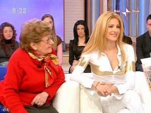 Adriana Volpe dans Mattina in Famiglia - 14/03/09 - 04