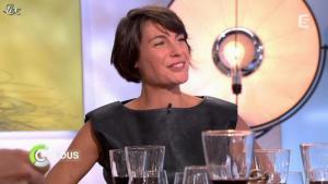 Alessandra Sublet dans C à Vous la Suite - 24/01/12 - 01