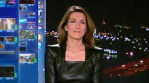 Anne Claire Coudray dans le 20h - 30/12/12 - 01