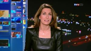 Anne Claire Coudray au 20h - 30/12/12 - 10