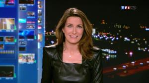 Anne Claire Coudray au 20h - 30/12/12 - 12