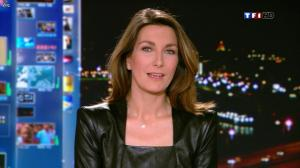 Anne Claire Coudray au 20h - 30/12/12 - 14