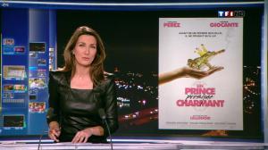 Anne Claire Coudray dans le 20h - 30/12/12 - 22