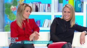 Anouk et Jenny dans Toute une Histoire - 25/04/12 - 09