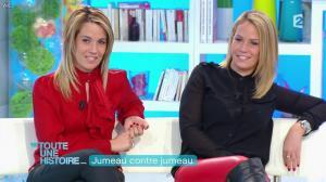 Anouk et Jenny dans Toute une Histoire - 25/04/12 - 10