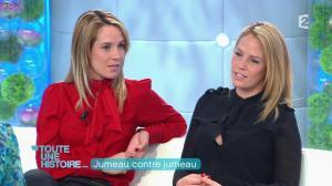Anouk et Jenny dans Toute une Histoire - 25/04/12 - 11