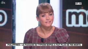 Aude Pepin dans la Matinale - 11/12/12 - 03