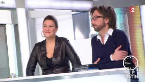 Beatrice Benoit Gonin dans télématin - 30/01/13 - 02