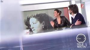 Beatrice Benoit Gonin dans télématin - 30/01/13 - 03