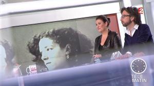 Beatrice Benoit Gonin dans télématin - 30/01/13 - 04