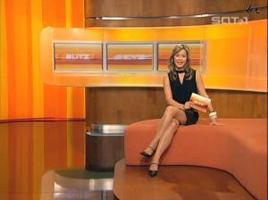 Bettina Cramer dans Blitz - 04/11/04 - 03