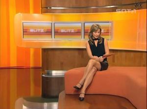 Bettina Cramer dans Blitz - 04/11/04 - 04