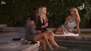 Caroline Receveur et Ayem dans Hollywood Girls - 29/10/12 - 10
