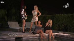 Caroline Receveur, Ayem et Laura Coll dans Hollywood Girls - 29/10/12 - 09